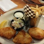 Fish and Chips @ Pinnacle Sports Grill
