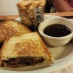 Angus Beef Sandwich @ Pinnacle Sports Grill