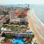 El Cid Castilla Beach, Mazatlán