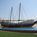 Replica Trading Ship