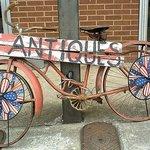 Look for the Bike on Bridge street...