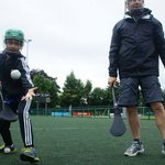 Hurling training