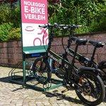 Hotel E-Bike-Verleih