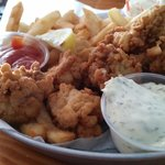 fried oyster basket