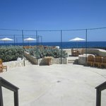 Blue Mahoe Outdoor Seating