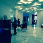 Lobby/Concierge desk