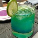 Menta Turquesa- Bebida de la casa