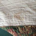 Nasty comforter