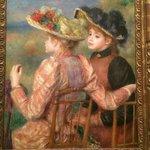 Renoir, Two Girls