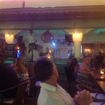 entertaining night at Sultan Ahmet
