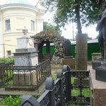 Monastero S.Alexander Nevsky - Cimitero monumentale