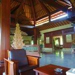 Bali Spirit Lobby