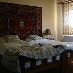Pokój pański (bardzo wygodne łóżko :) )
