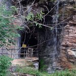 Mouth of Hurricane River Cave
