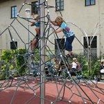 Playground nearby
