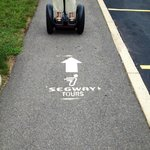 Segway Center Foto