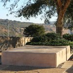"""Voortrekker Monument in distance, connected by the new """"Liberation Avenue"""""""