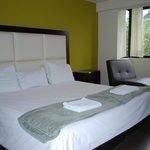 Habitacion cama King Size c/Bañera