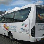 Autobús de Viajar por Escocia