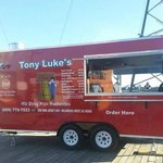 Tony Luke's portable unit on the Wildwood, NJ boardwalk