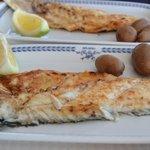 Grilled fish Furnas