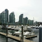 Marina, downtiwn Vancouver