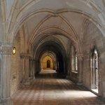 A beautiful arched passageway.