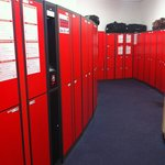 PAYG lockers in the basement wen you've checked out and need storage