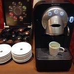 Nespresso no café da manhã
