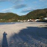 Praia a 100m, Barra da Lagoa