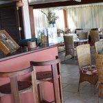 O restaurante (foto diurna)