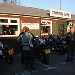 The Station Cafe ... great value food for bikers, tourists and locals everywhere!
