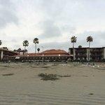 La Jolla Shores hotel July 2014