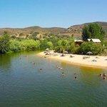 Playa fluvial Alcoutim