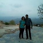 Rakesh, a new friend! :-)