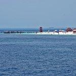 Isla Mujeres Desde el Ferry