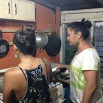 Cooking dinner (activity)