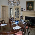 Foto de Antebellum Bed and Breakfast at Thomas Lamboll House