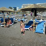 Spiaggia Olymposs
