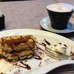 Tiramisu & Cappuccino