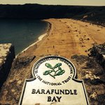 Barafundle Beach, best beach in the UK, July '14