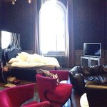 Konge suite . Fantastisk morsomt rom)