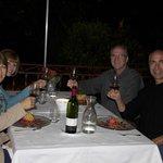 Dinner at Auberge de la Madone in Peillon