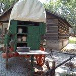 homesteaders being resource full