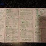 menu July 2014