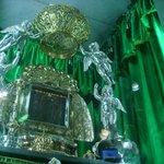 Retablo de la Tablita de la Virgen del Chiquinquira