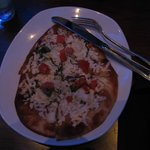 Small kind-of-pizza