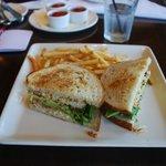 Dungeness Crab Cake Sandwich(Fantastic)