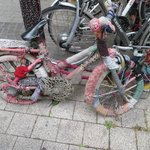 Knitted Bike!