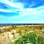 "Rehoboth Beach...after the ""hurricane"" passed by"